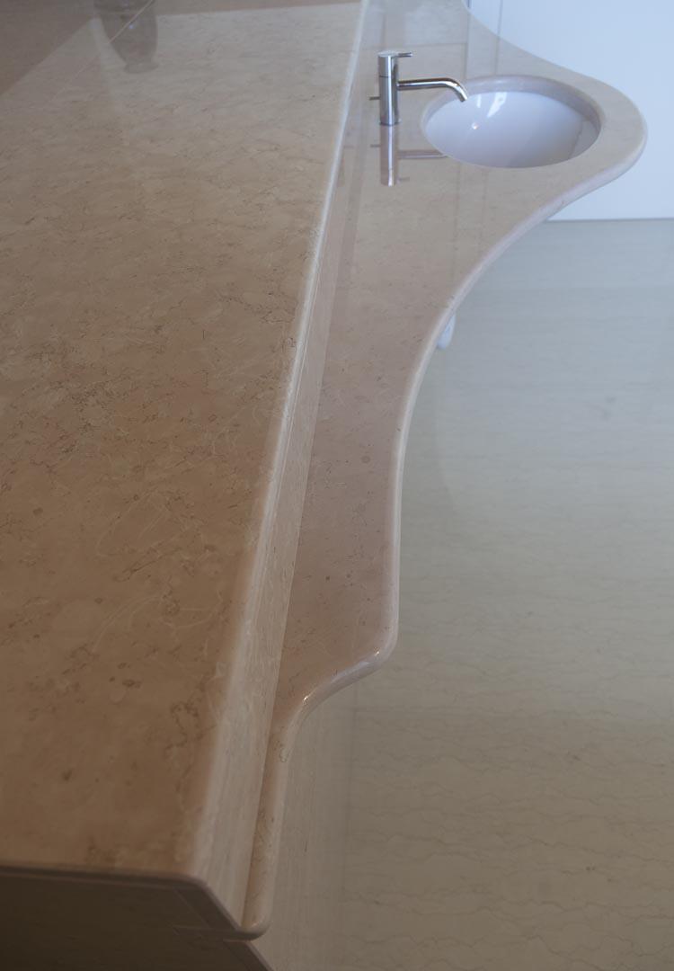 Bagno Bianco Perlino