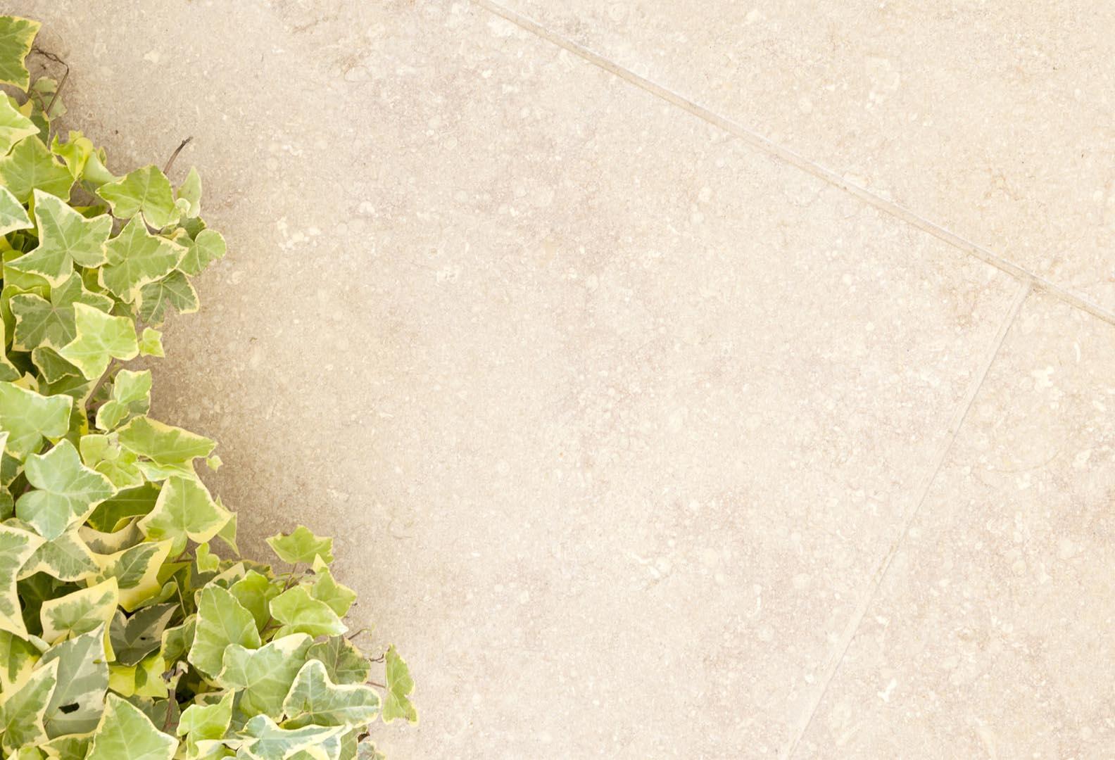Dettaglio pavimento di Marmo Grolla all Hotel Cipriani di Asolo