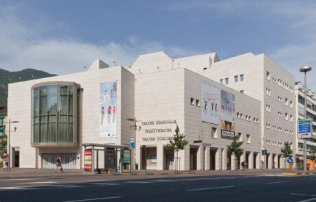 Bozen / Stadttheater