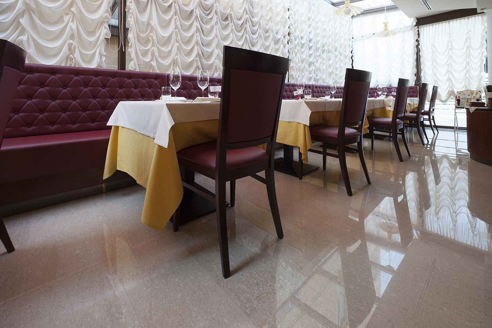 Hotel Rosa Purpurea interni