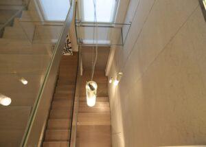 Villa Parma rivestimento pareti interne