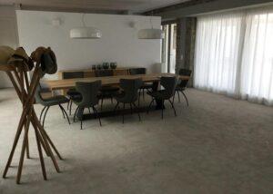 Villa privata grecia grigio olivo sabbiato